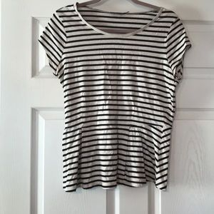 Women's Limited Striped Top Size Large
